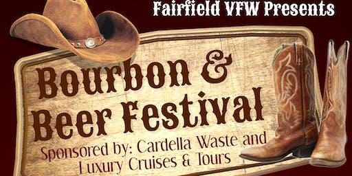 Bourbon & Beer Festival - Fairfield VFW Post 7925