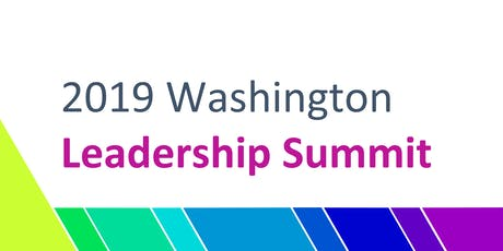 2019 Washington Leadership Summit tickets