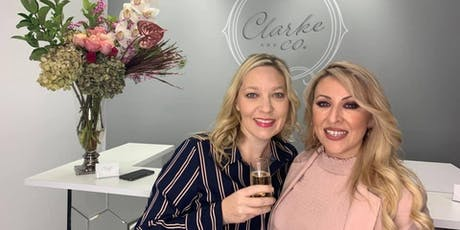 Business Goddesses of Moonee Valley - Networking August 2019. tickets