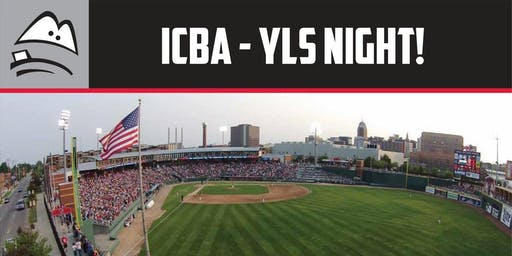ICBA - YLS Crosstown Showdown Baseball Game