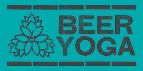 Beer Yoga Class with Advanced Fitness and Yoga tickets