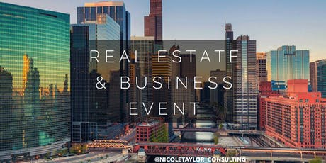 Chicago Northwest Side Real Estate & Business Event  tickets