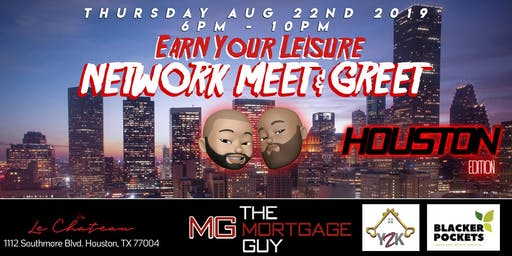 EYL Network Meet and Greet Featuring Matt & Y2K Houston Edition