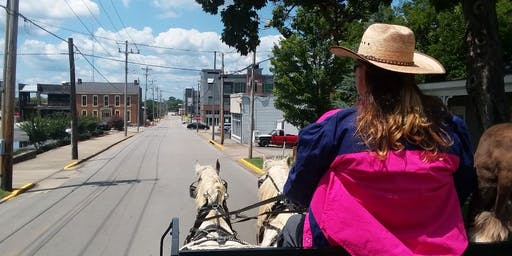 Downtown Historic Carriage Tours, Bowling Green KY