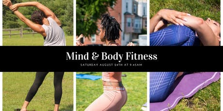Mind & Body Fitness tickets