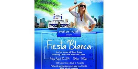 Toronto Boat Party (Fiesta Blanca) tickets