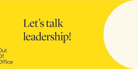 Team Leadership Workshop 4: Level up your team leadership tickets