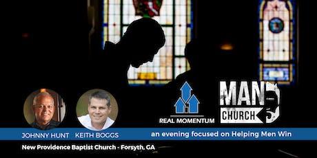 MAN CHURCH at New Providence tickets