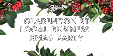 Clarendon St Local Business Xmas Party tickets
