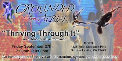 """Grounded Aerial® - """"Thriving Through It"""""""