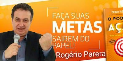 Curso O Poder da Ação  em São Paulo com ROGÉRIO PARERA