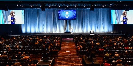 Toastmasters International Live Streaming-2019 International Speech Contest Sponsored by District 38