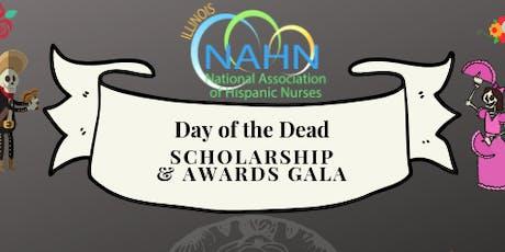 NAHN - Illinois Annual Scholarship & Award Dia De Los Muertos Gala tickets
