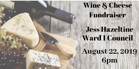 Jess Hazeltine for Ward 1 Medina Fundraiser tickets