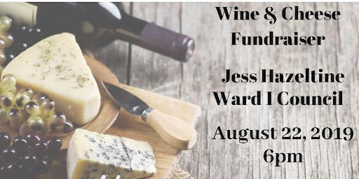 Jess Hazeltine for Ward 1 Medina Fundraiser