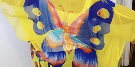 Butterfly talk with Danielle (session 1) tickets