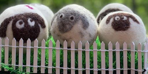 Good Clean Fun: DIY Wool Dryer Balls (Kanata)
