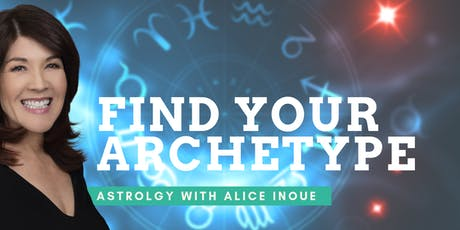 Find Your Archetype with Alice Inoue tickets