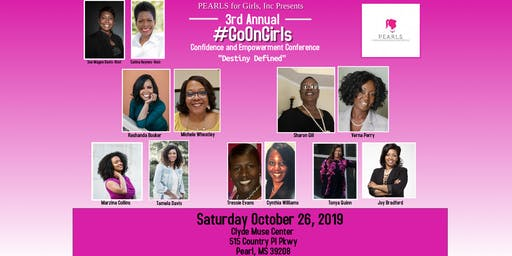 3rd Annual #GoOnGirls Conference