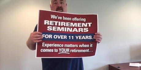 Rockford Postal Retirement Seminar tickets