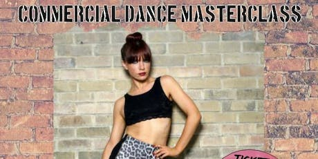 Commercial Dance Masterclass tickets