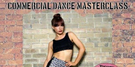 Commercial Dance Masterclass