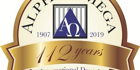 Alpha Omega Dental Fraternity Sunday Breakfast Program tickets