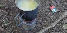 Backpack Cooking