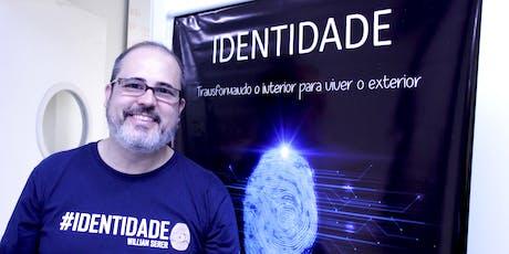 Workshop | IDENTIDADE - Turma em São Paulo ingressos
