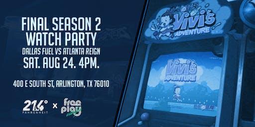Dallas Fuel vs Atlanta Reign - Final Game Watch Party