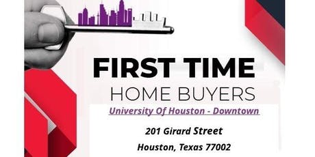 Free First Time Home Buying Workshop tickets