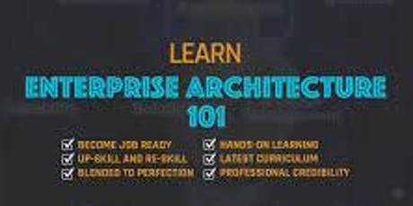 Enterprise Architecture 101_ 4 Days Virtual Live Training in Halifax tickets