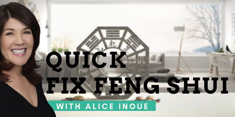 Quick Fix Energetic Jump Start with Alice Inoue tickets