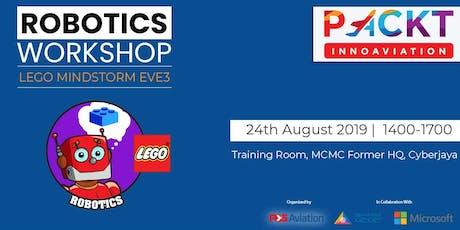 Robotic Workshop: LEGO Mindstorms EV3 tickets