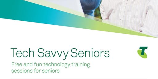Tech Savvy Seniors - Introduction to smart phones