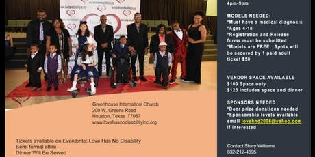 """""""Life After...."""" Dinner & Fashion Show Gala tickets"""