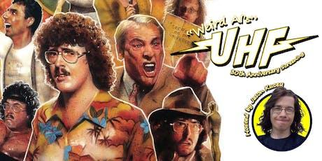 Weird Al's UHF - 30th Anniversary Screening tickets