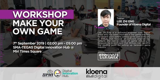 Workshop: Make Your Own Game
