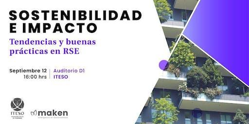 Foro: Sostenibilidad e Impacto