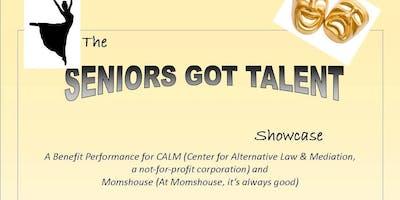 The Seniors Got Talent Showcase