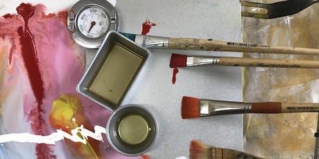 R&F Encaustic Painting 2 Day Weekend Workshop tickets