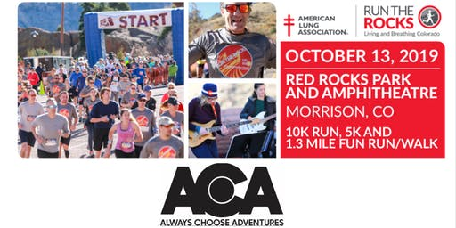 Run The Rocks with American Lung and ACA