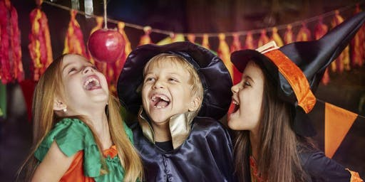 Halloween Glow Kids Party