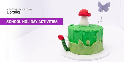 Fantasy Cake Frosting (11-17 years) - Redcliffe Library