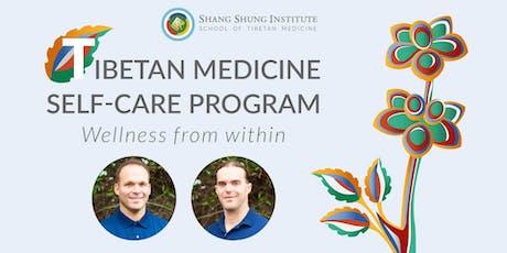 Wellness from Within: Tibetan Medicine Self-Care Program tickets