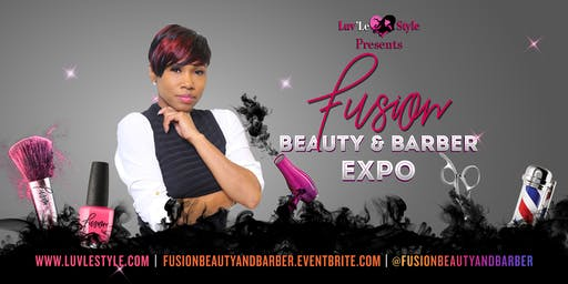 Fusion Beauty & Barber Expo 2