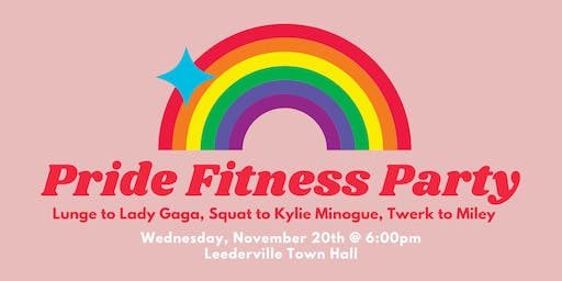 Pride Fitness Party