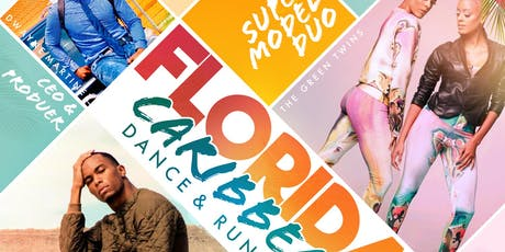 Florida Fit Caribbean Vibe Dance & Runway Workshop tickets