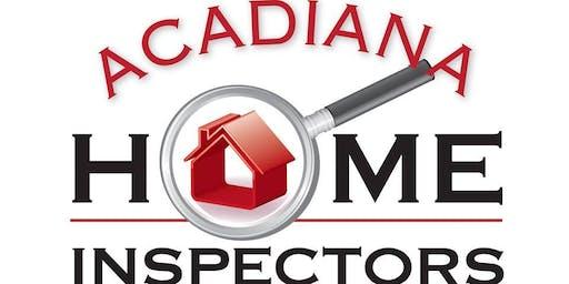 Acadiana Home Inspectors Realtor Appreciation Party