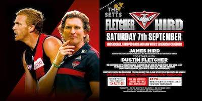 HIRD & FLETCHER live at The Setts, Mildura!